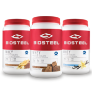 BIOSTEEL Whey Protein Isolate 750g