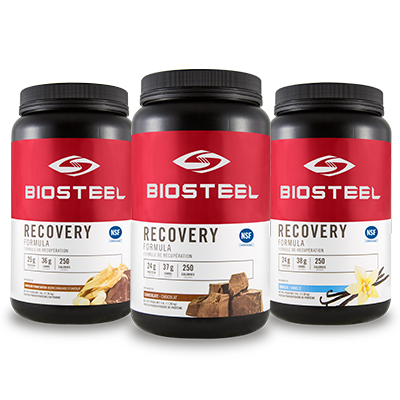 BIOSTEEL Recovery Protein Plus - Chocolate 1828g