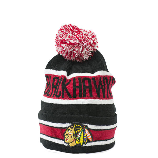 NHL Pipo Blackhawks Stripe